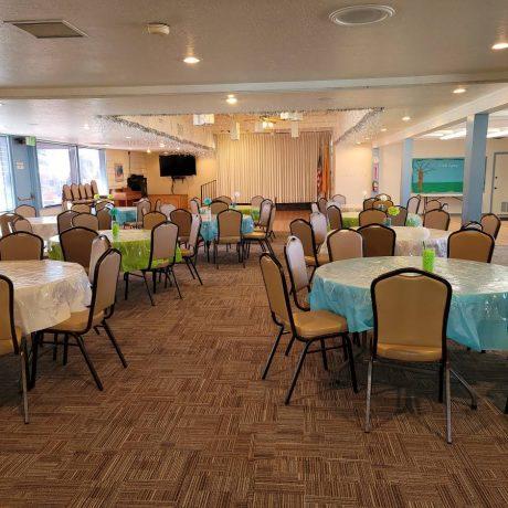 Albuquerque Meadows clubhouse for events
